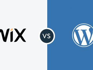 架站系統總對決! 新手該選哪家平台? WordPress vs Wix 評價分析